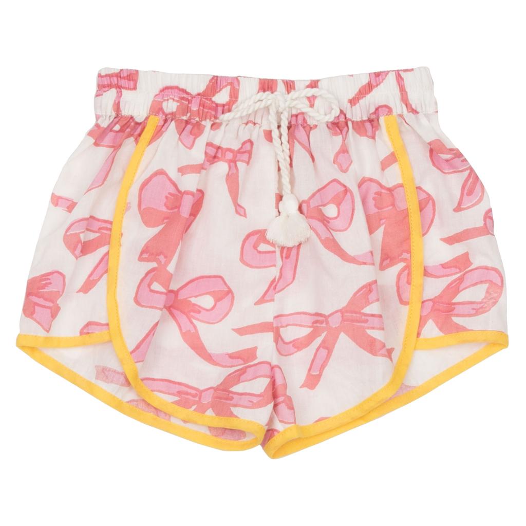 Pink Chicken Pink Chicken Millie Bows Short