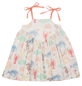 Pink Chicken Pink Chicken Monroe Sea Creatures Dress