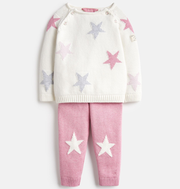Joules Joules Georgia Knit Top and Pant Set