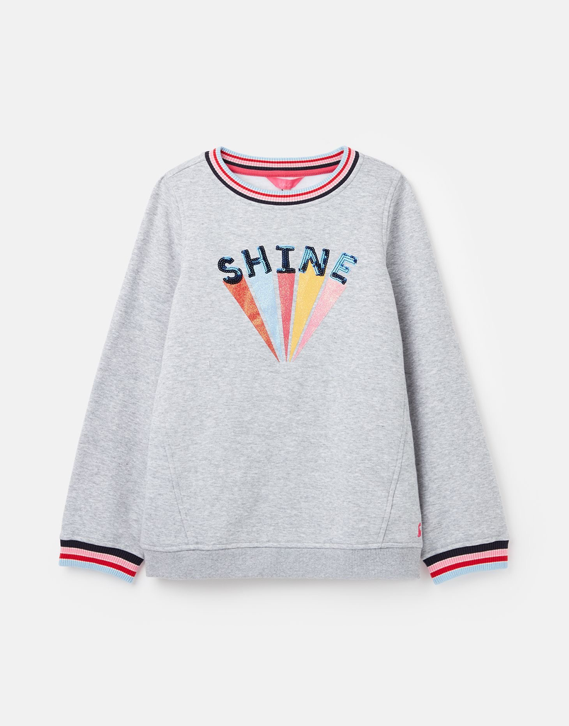 Joules Joules Viola Shine Top