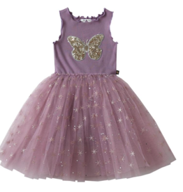 Petite Hailey Petite Hailey Butterfly Snow Tutu Dress