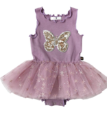 Petite Hailey Petite Hailey Butterfly Snow Baby Tutu Dress