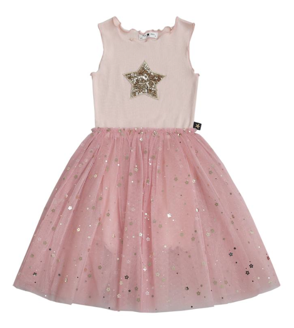 Petite Hailey Petite Hailey Daisy Sparkle Tutu Dress
