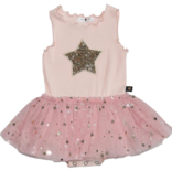 Petite Hailey Petite Hailey Daisy Sparkle Baby Tutu Dress