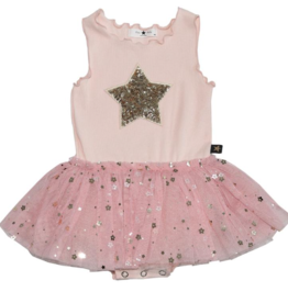 Petite Hailey Petite Hailey Daisy Sparkle Baby Tutu Dress