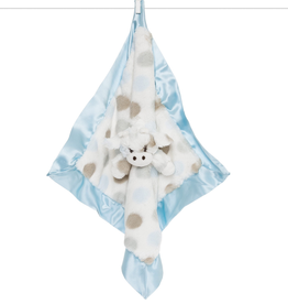 Little Giraffe Little Giraffe Luxe Dot Plush Giraffe Blanky