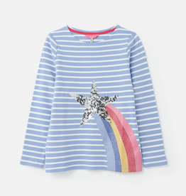 Joules Joules Harbour Luxe Shooting Star Shirt