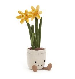 JellyCat Jelly Cat Amuseables Daffodil