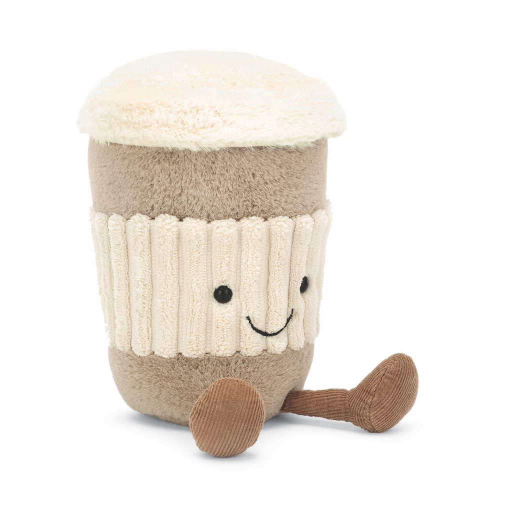 JellyCat Jelly Cat Amuseables Coffee Cup