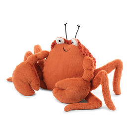 JellyCat Jelly Cat Crispin Crab