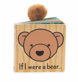 JellyCat Jelly Cat If I were a Bear Book