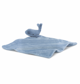 JellyCat Jelly Cat Wilbur Whale Soother