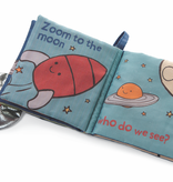 JellyCat Jelly Cat Zoom To The Moon! Book