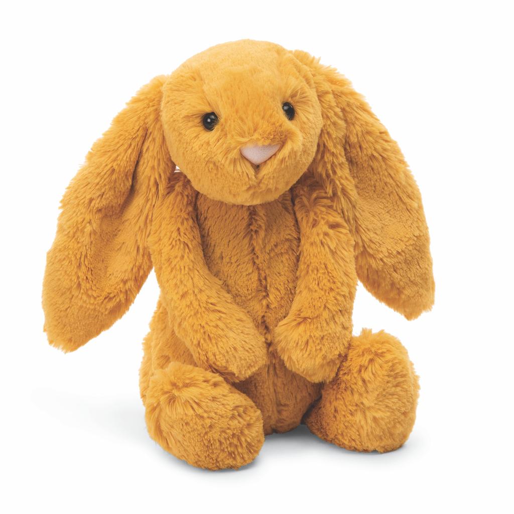 JellyCat Jelly Cat Bashful Saffron Bunny
