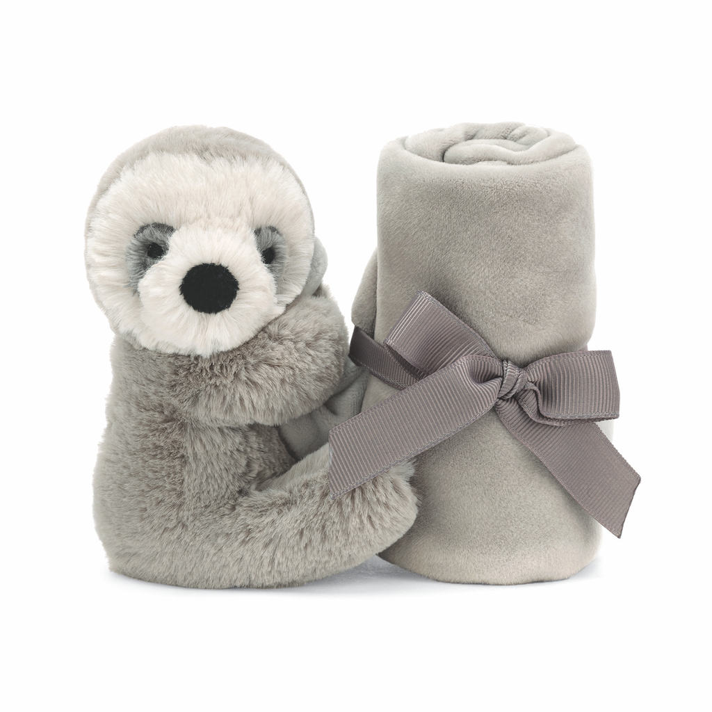JellyCat Jelly Cat Shooshu Sloth Soother