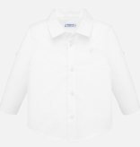 Mayoral Mayoral Long Sleeve Linen Shirt