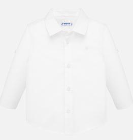 Mayoral Mayoral Long Sleeve Linen Shirt
