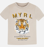 Mayoral Mayoral Wildlife Short Sleeve T-Shirt