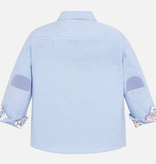 Mayoral Mayoral Long Sleeve Button Down Shirt