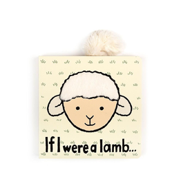 JellyCat Jelly Cat If I were a Lamb Book