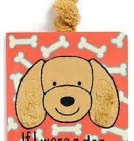 JellyCat Jellycat If I were a Dog Book