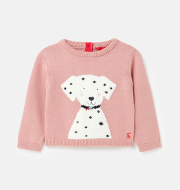 Joules Joules Ivy Dalmation Sweater