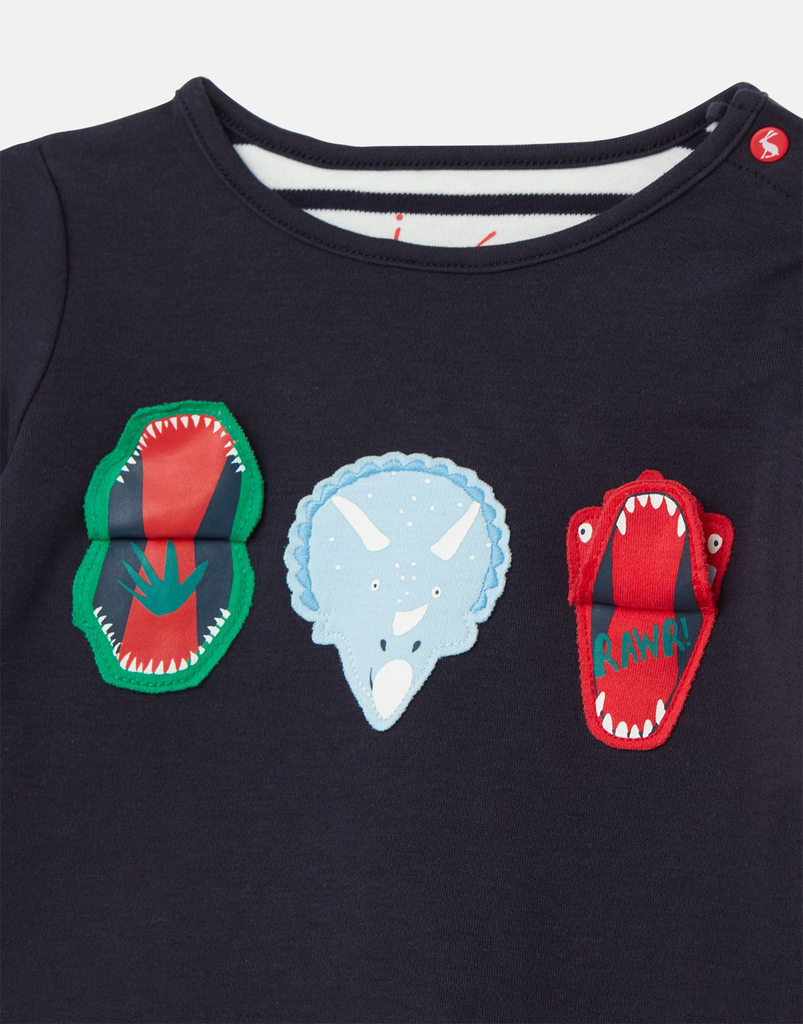 Joules Joules Chomp Dinos Sweater