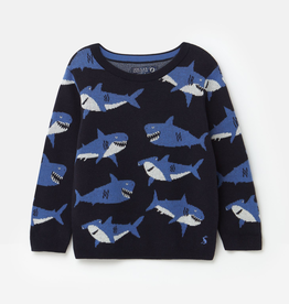 Joules Joules Branford Shark Sweater
