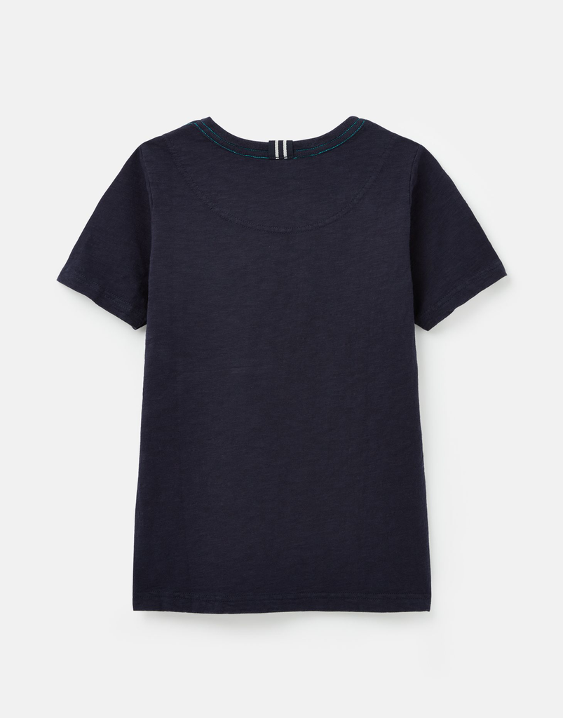 Joules Joules Garment Dye Laundered T-Shirt