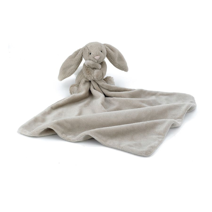 JellyCat Jelly Cat Bashful Beige Bunny Soother