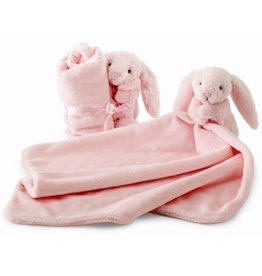 JellyCat Jelly Cat Bashful Bunny Soother
