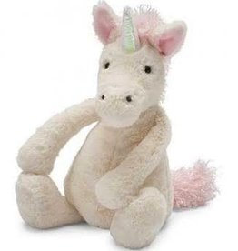 JellyCat Jelly Cat Bashful Unicorn Medium