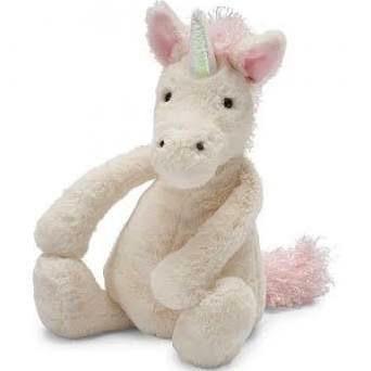 JellyCat Jelly Cat Bashful Unicorn Medium