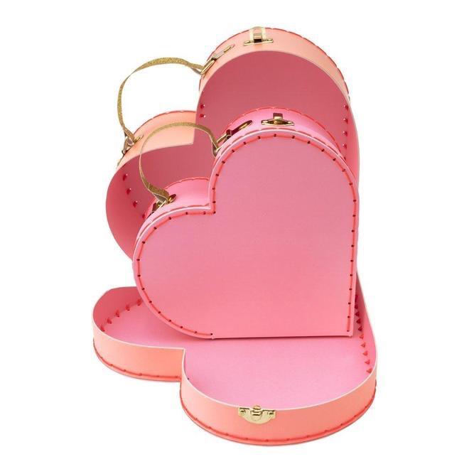 Meri Meri Meri Meri Heart Suitcase