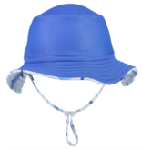 Snapper Rock Snapper Rock School Of Sharks Reversible Hat