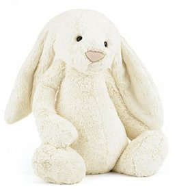 JellyCat Jelly Cat Bashful Cream Bunny Huge