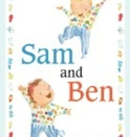 Sam and Ben by Sylvia Pagan Westphal