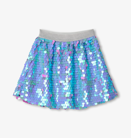 Hatley Hatley Opalescent Purple Sequin Skirt