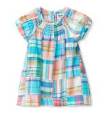 Hatley Hatley Madras Plaid Smocked Dress