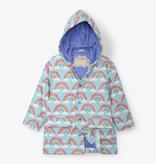 Hatley Hatley Magical Rainbow Raincoat