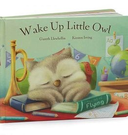 JellyCat Jelly Cat Wake Up Little Owl