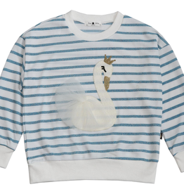 Petite Hailey Petite Hailey Swan Sweatshirt