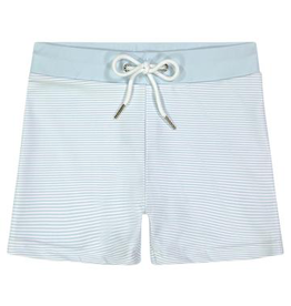 Petit Peony Petit Peony Nantucket Stripe Swim Trunks