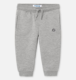 Mayoral Mayoral Basic Cuffed Fleece Trousers