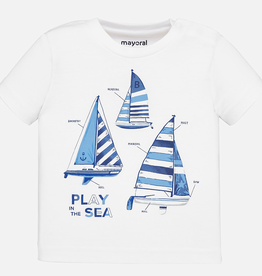 Mayoral Mayoral Regatta Short Sleeve T-Shirt
