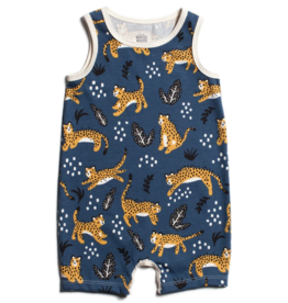Winter Water Factory Winter Water Factory Tank-Top Wildcats Romper