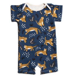 Winter Water Factory Winter Water Factory Summer Wildcats Romper