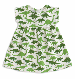 Winter Water Factory Winter Water Factory Merano Baby Dinosaur Dress