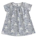 Winter Water Factory Winter Water Factory Azalea High Seas Baby Dress