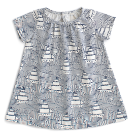 Winter Water Factory Winter Water Factory Azalea High Seas Baby Dress